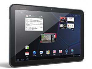 【ニュース】 au、Android 3.0搭載タブレット「MOTOROLA XOOM Wi-Fi TBi11M」を4月8日より発売