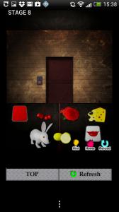 脱出ゲーム迷走の地下室