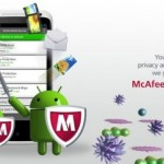 【スマホヘッドライン】「McAfee Mobile Security」に新バージョン アプリロックで不正利用防止 -2012/12/14-