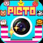 PICTO ドットでデコれる写真編集カメラアプリ