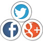 Jift(Facebook,Twitter,Google+)