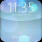 iPhone 5S iOS 7 Lock Screen