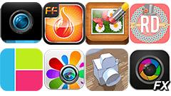 Amazonアプリストア、本日5/16限定でカメラ・画像加工系アプリ8個が無料!