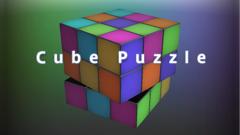 CUBE PUZZLE 3D (FREE)