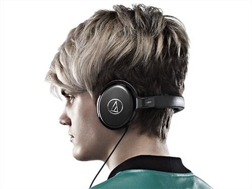 ɫ�型を気にしなくていいバックバンド式ヘッドホン!audio Technica「ath S600」 Â�クトバ