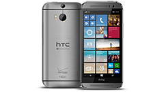 HTC、Android版をベースにしたWindows Phone「HTC One(M8) for Windows」を発表