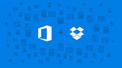 DropboxとMicrosoftが提携を発表!OfficeからDropboxのファイルを開けるように!