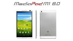 ワイモバイル初のAndroidタブレット「MediaPad M1 8.0」発表!