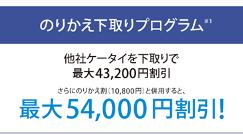 ソフトバンク、「のりかえ下取りプログラム」「タダで機種変更キャンペーン」共に11月1日より割引額を減額!