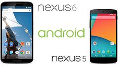 ワイモバイルのNexus 6とNexus 5にAndroid 5.0.1の配信が開始