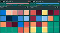 2048 カラーマッチ