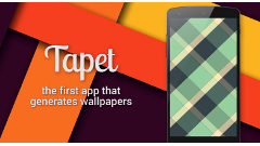 Tapet - HD Material Wallpapers