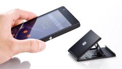 NFCを使ってアプリや設定を簡単起動!サンワサプライからモバイルNFCスタンド発売!