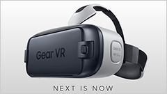 Samsung、「Gear VR Innovator Edition for Galaxy S6」を発表!4/23よりオンライン予約開始!