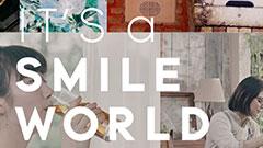 写真の顔っぽい何かが歌い出す!リプトン、「IT'S a SMILE WORLD」キャンペーン!