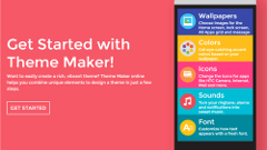 HTC、Sense 7を搭載した端末のテーマを自作できる「HTC Theme Maker」を海外で公開
