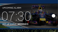 Red Bull Alert | Alarm clock