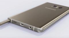 サムスン、4GB RAM搭載の「Galaxy Note5」を発表!ガラスを使用したデザインに一新!