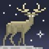 セール情報 : シカに生まれ変わり新たな一生をおくるアドベンチャー『The Deer God』がセール中!