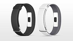 ソニーモバイル、心拍センサーを搭載したスマートウェア「SmartBand 2 SWR12」を10月17日に発売!