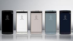 LG、セカンドスクリーンやデュアルフロントカメラを搭載した「LG V10」を発表