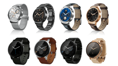 「Moto 360 - 2nd」は12月上旬以降に国内でも発売、「Huawei Watch」は既に購入可能に