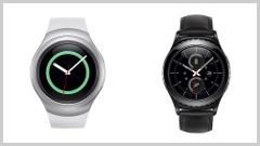 サムスン、円形ディスプレイのスマートウォッチ「Gear S2」「Gear S2 Classic」「Gear S2 3G」を発表!
