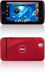 ソフトバンク、DELL製5インチのモバイルタブレット DELL Streak (001DL)を発表