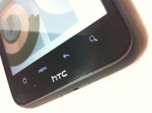 【HTC Desire HD特集】 第1回 : 進化したDesire!外観とスペック