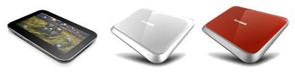 【ニュース】 レノボ・ジャパン、Android 3.1搭載タブレット「ThinkPad Tablet」と「IdeaPad Tablet K1」を国内で発売へ