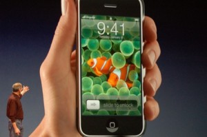 iPhone初期モデル画像