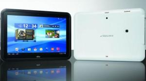 【ニュース】富士通、10.1インチ防水タブレット端末「ARROWS Tab Wi-Fi」2機種を1月19日より発売