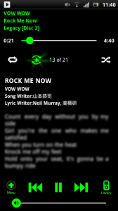 Lyrics Player