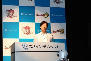 【イベントレポート】ソシャゲを超えたソシャゲへ。スパイク・チュンソフト新作タイトル発表会
