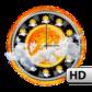 eWeather HDと地震プレミアム
