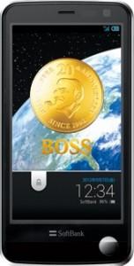 【ニュース】ソフトバンクモバイル、サントリーコーヒー「BOSS」とのコラボプロモーションで限定2000台の「ボス電」を発売