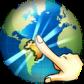 ハマる!覚える!世界地図パズル for Smartphone