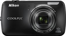 【ニュース】ニコンイメージングジャパン、Android 2.3を搭載したコンパクトデジカメ『COOLPIX S800c』を発表