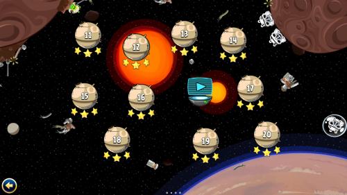 【最速攻略】Angry Birds Star Wars : 3つ星完全取得マニュアル【1-11~1-20】