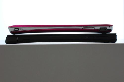 【スマホレビュー】全部見せますっ!本日発売の「Xperia VL SOL21」写真集。高画質画像もZIPで公開!