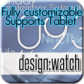 design:watch お洒落なwidget&clock