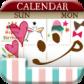 ペタットカレンダー -女の子の毎日をデコるカレンダー・手帳