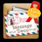 MessageDeco~デコれるメッセージカード~
