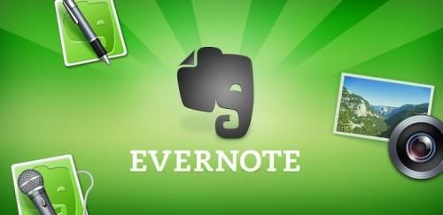 【Androidスマホのコツ】Evernoteユーザー必見!パスワードリセットされたEvernoteをアプリから再設定する方法