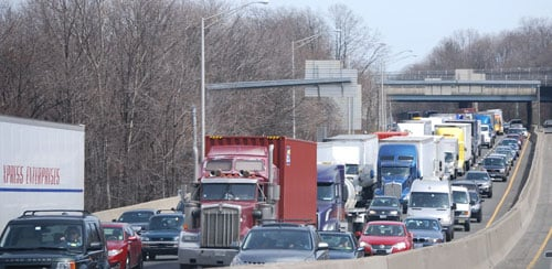渋滞ブラウザ 全国高速道路一般道渋滞情報