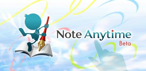 Note Anytime β版