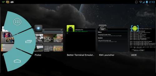 TasKarou Launcher Overlay