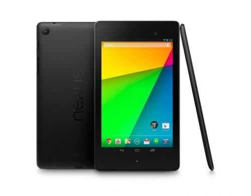 【新端末】Google、Android 4.3、WUXGA液晶の新型「Nexus 7」を発表 米国では7月30日より販売