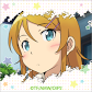 jp.co.aniplex.widget.clock.Oreimo2.Kirino01.icon