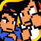 熱血対戦くにおくんTD【友達と同時対戦バトル!】